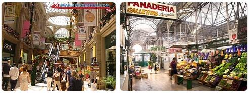 Shopping in Buenos Aires, Argentina