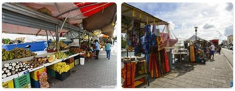Shopping in Curaçao