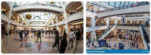 Shopping in Dubai, United Arab Emirates