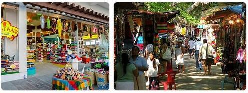 Shopping in Mexico City, Mexico