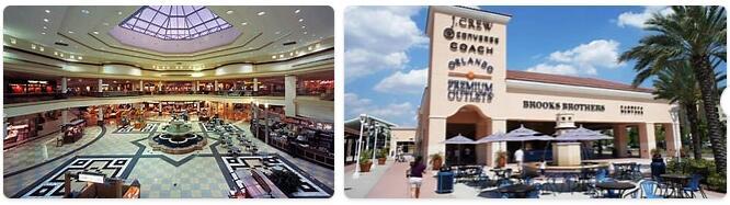 Shopping in Orlando, USA