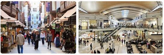 Shopping in Perth, Australia