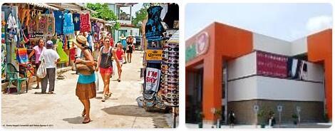 Shopping in Riviera Nayarit, Mexico