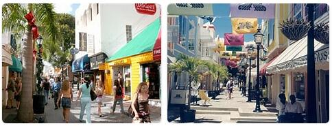 Shopping in St. Maarten and St. Martin