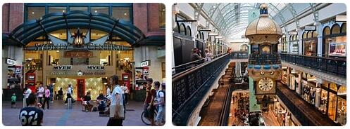 Shopping in Sydney, Australia