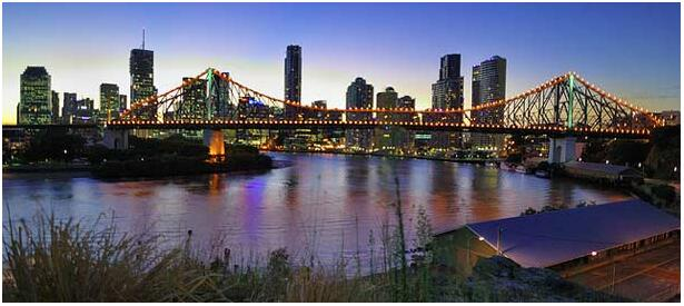 FLIGHTS, ACCOMMODATION AND MOVEMENT IN BRISBANE