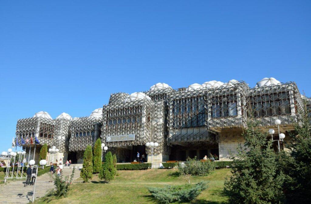 Kosovo National Library, Prishtina