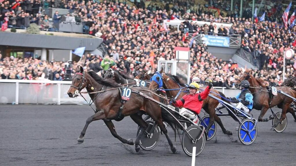 The world's most prestigious and tough trotting race