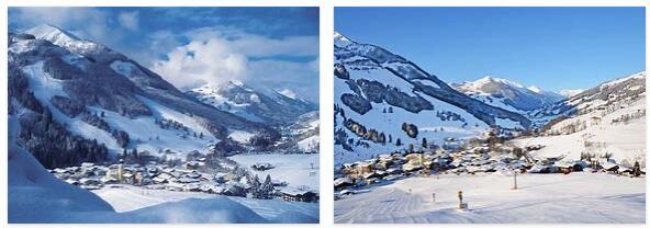 The top 10 travel destinations in Austria
