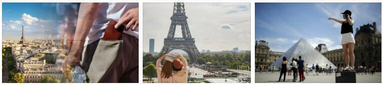 France Travel Warning