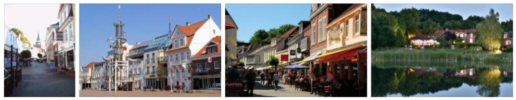 Aurich, Germany History