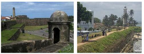 Old Town and Fortress of Galle (World Heritage)