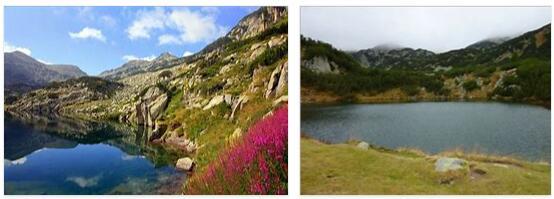 Pirin National Park (World Heritage)