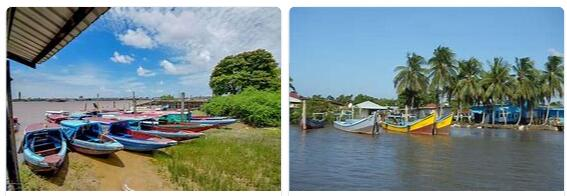 Travel to Suriname